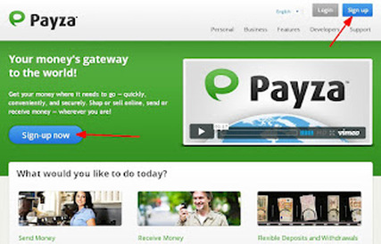 payza registracija