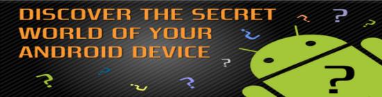 Android-otkrite tajne kodove