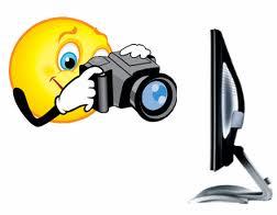 snimanje slike ekrana